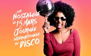 Belgique : Nostalgie célèbre le Disco
