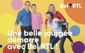 Bel RTL : un campagne pour bien démarrer la journée