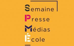 Coup d'envoi de la Semaine de la Presse et des médias dans l'École