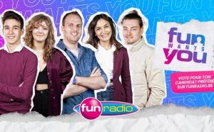 "Belgique : Fun Radio lance son casting ""Fun Wants You"""