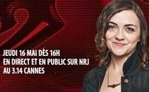 NRJ avec The Lumineers à Cannes