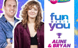 "Le casting ""Fun Wants You"" récompense deux animateurs"