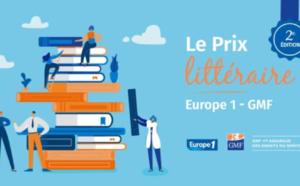 Nouvelle éditiondu Prix Littéraire Europe 1 - GMF