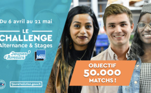 "France Bleu lance le challenge ""Alternance & Stages"""