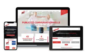 Un nouveau site web pour NRJ Global