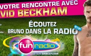 Fun offre David Beckham