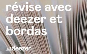 Le bac en poche grâce à Deezer et Bordas