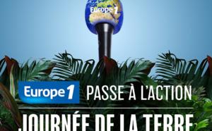 Europe  1 se mobilise pour la Journée de la Terre