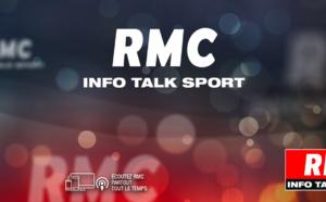 RMC : 7.9% de part d'audience en Île-de-France