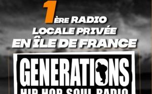 Générations : 1ère radio locale privée en Île-de-France
