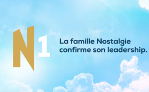 Nostalgie confirme son leadership en Belgique