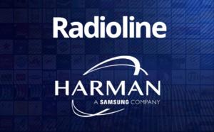 Radioline présent au lancement du Harman Ignite Store