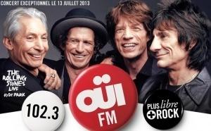Oüi FM s'affiche dans le métro