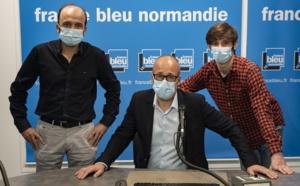 La matinale de France Bleu Normandie sur France 3
