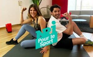 Belgique : NRJ lance son programme de sport à domicile