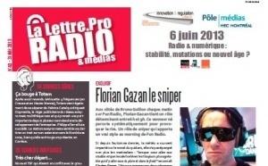 La Lettre Pro de la Radio : découvrez le n° 40