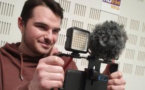 K6FM se lance dans la vidéo