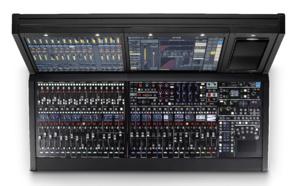 Lawo présente une nouvelle console à 48 faders