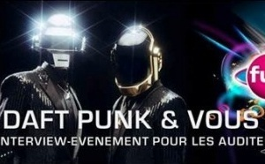 Daft Punk en interview sur Fun Radio