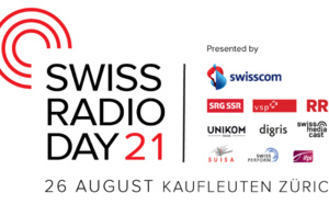 Prochain Swiss Radio Day, le 26 août 2021