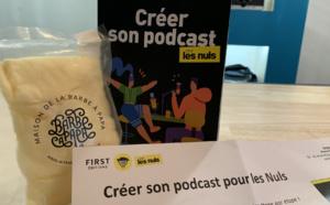 Pénélope Bœuf livre ses secrets pour réussir vos podcasts