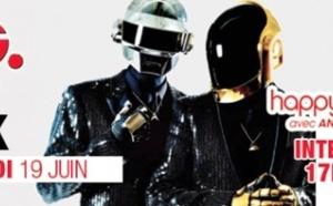 Daft Punk sur FG