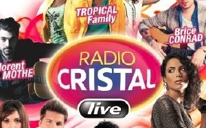 Cristal repart en live
