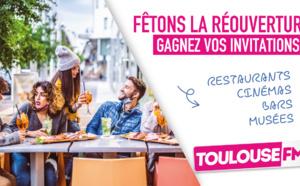 Toulouse FM fête la réouverture