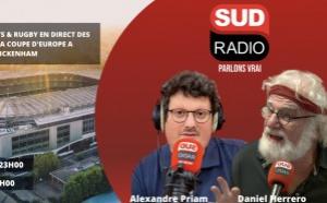 Sud Radio en direct de Twickenham