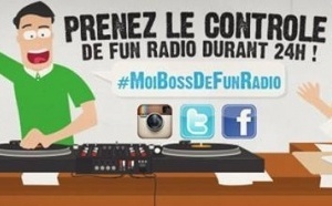 "C'est le ""Fun Radio Social Day"""