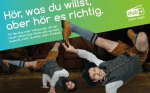 Allemagne : une nouvelle campagne DAB+ pour juin