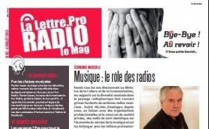 """Magazine """"La Lettre Pro de la Radio"""" : découvrez le n° 42"""