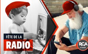 RCA fête aussi la radio avec ses auditeurs