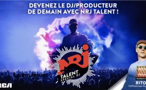 """NRJ lance le concours """"NRJ Talent spécial DJ"""""""