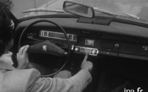 """En 1972, """"l'autoradio n'est plus un luxe"""" !"""