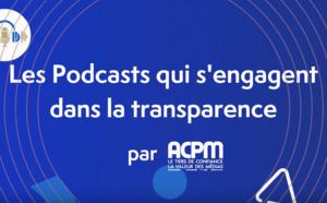 L'ACPM joue la transparence dans la mesure des podcasts