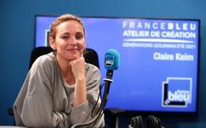 Cet été, Claire Keim sera sur France Bleu