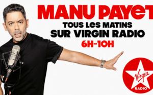 Manu Payet : une deuxième saison sur Virgin Radio