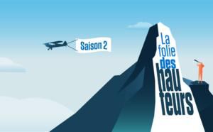 """France Bleu : saison 2 du podcast original """"La Folie des Hauteurs"""""""