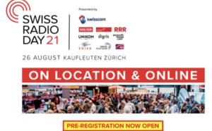 Le Swiss Radio Day aura lieu le 26 août