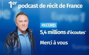 """Record de téléchargements pour """"Hondelatte Raconte"""""""