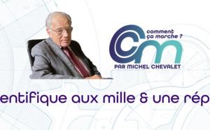 La Radiohouse produit les podcasts de Michel Chevalet