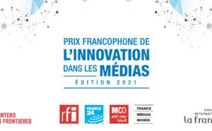 RFI : lancement du Prix francophone de l'innovation dans les médias