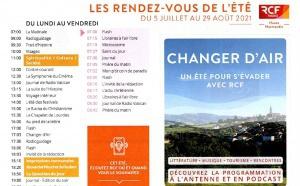 Un feuilleton radiophonique sur RCF Haute-Normandie