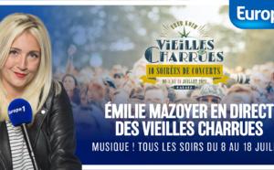 Europe 1 : le festival des Vieilles Charrues en direct