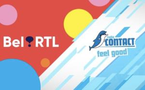 Audiences digitales : Radio Contact leader et Bel RTL, 1ère des généralistes