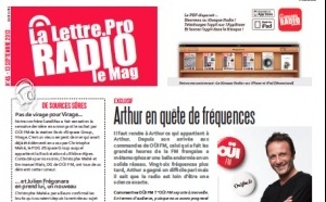 Découvrez le n° 45 de La Lettre Pro de la Radio