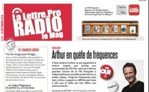 Voici votre magazine n°45 de la Lettre Pro de la Radio et des Médias - 100% numérique !