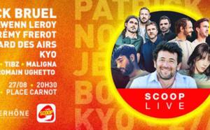 Radio Scoop : un Scoop Live pour prolonger les vacances