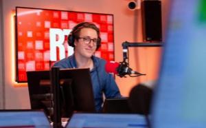 Julien Sellier: un lève-tôt à RTL Soir